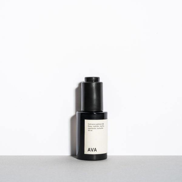 Ochranný pleťový olej AVA