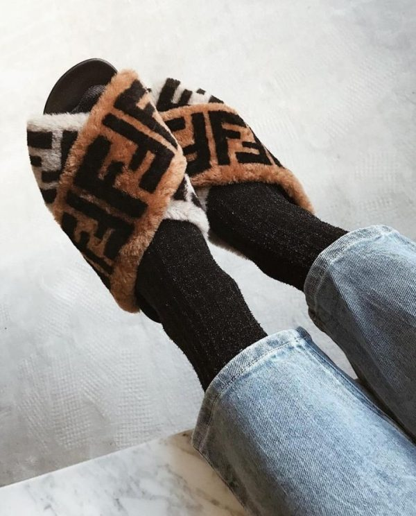 Stella Shimmery ponožky čierne